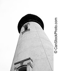 Yaquina Head Lighthouse - Yaquina Head Lighthouse is the...