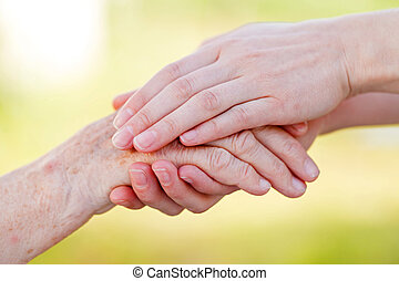 Senior homecare - The helping hands for elderly home care