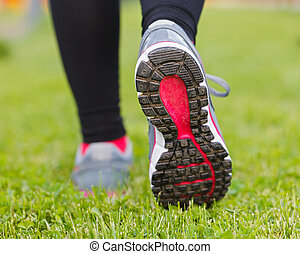 Sport shoes - It's important to choose the right footwear...
