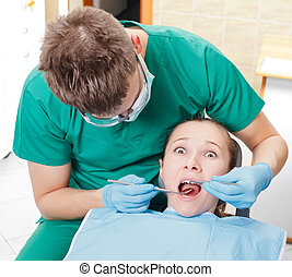 Dental phobia and anxiety - Dental phobia is a severe form...