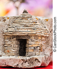 Photo of the little stone cottage - Picture of the little...