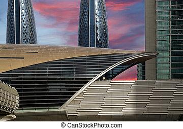 Dubai Metro, United Arab Emirates