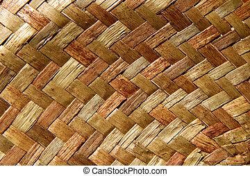 natural straw bacground as nice texture - natural yellow...