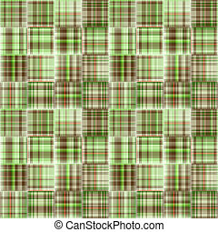 Plaid pattern