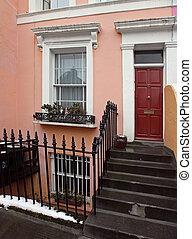 Residential doorway