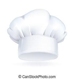 mistrz kucharski, kapelusz, Ikona