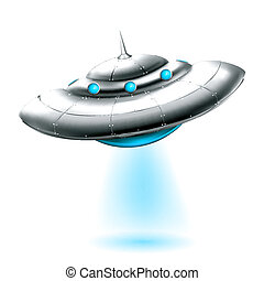 Unidentified flying object, vector