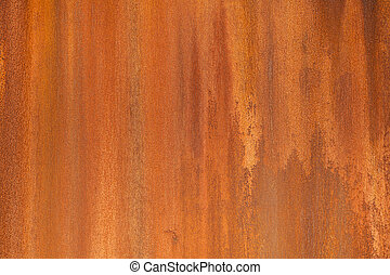 rusty metal background from an old industrial tank