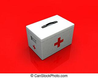 caixa, ajuda, primeiro