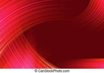 Abstract red background design.