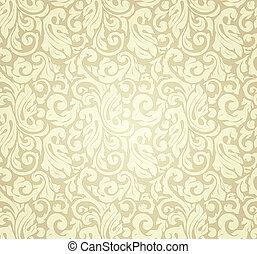 Yellow pattern seamless
