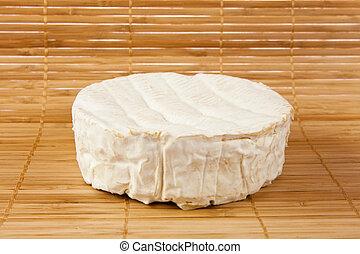 crema, queso