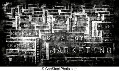 Marketing Strategy Process from Idea to Final