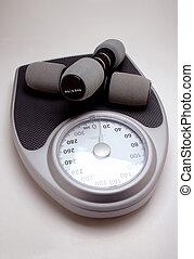 Hälsa, redskapen,  fitness