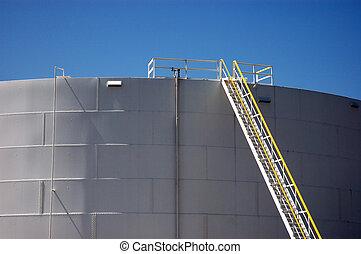 Gasoline Storage Tank