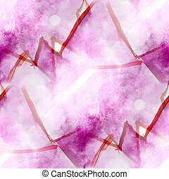 art purple avant-garde background hand paint seamless wallpaper watercolor abstract