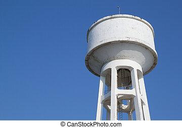 Cement water storage tank
