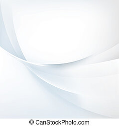 Abstract light background, vector blue illustration,...