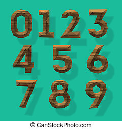 Wooden polygonal numbers, part 4