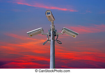 CCTV - Check the movement of the traffic cameras. The...