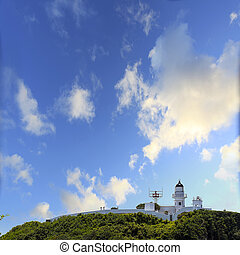 Kaohsiung lighthouse, Taiwan for adv or others purpose use