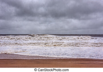 Hurricane Sandy Approaches New Jersey Shore - The New Jersey...