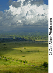 Valley - cuban landscape - A view of cuban countryside...