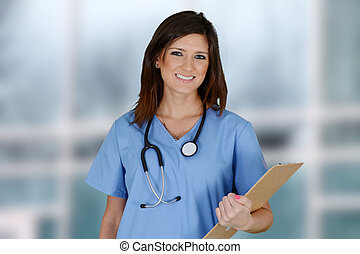 Female Nurse