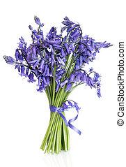 Bluebell Flower Posy