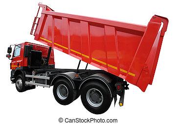 kropp, lyft,  Lorry