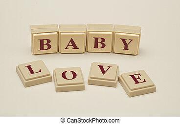 bebê, Amor
