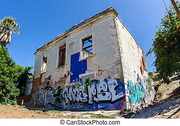Bo Kaap, Cape Town 008-Ruin