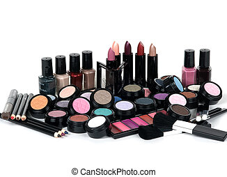 Cosmetics - Professional make up set