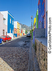Bo Kaap, Cape Town 073-Street - The Colourful Bo Kaap...