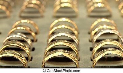 Rings (Workbench of a Goldsmith)