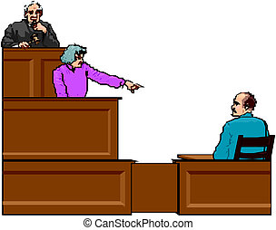 Judicial sitting