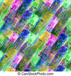 green, blue, yellow background texture watercolor seamless abstract pattern paint art wallpaper color paper