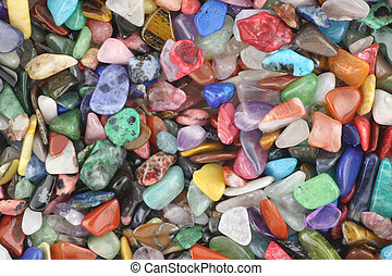 Gemstones - Semi precious gemstones