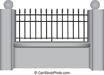 Classic steel bars