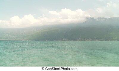 Lake Garda, Italy - lake garda in Italy