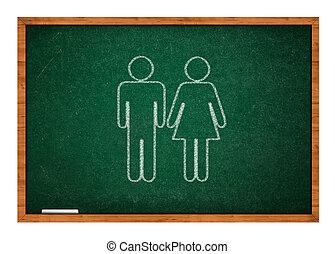heterosexual, par