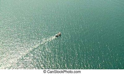 Boat At Lake