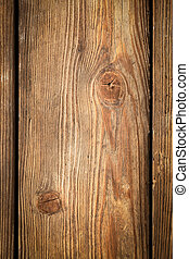 Wooden Board - Part of a wooden board in close-up