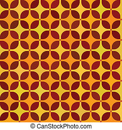Seamless pattern with squares - Repeating seamless pattern...