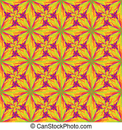 Abstract colorful seamless pattern, vector