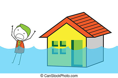Flood Stock Illustrations. 4,794 Flood clip art images and ...