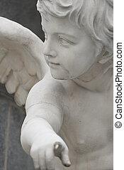 天使, 指, 你