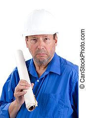 Elderly Architect