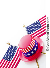 Fourth of July - Patriotic items to celebrate July 4th