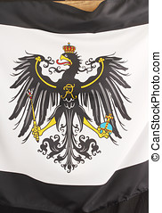 flag - A flag of Prussia